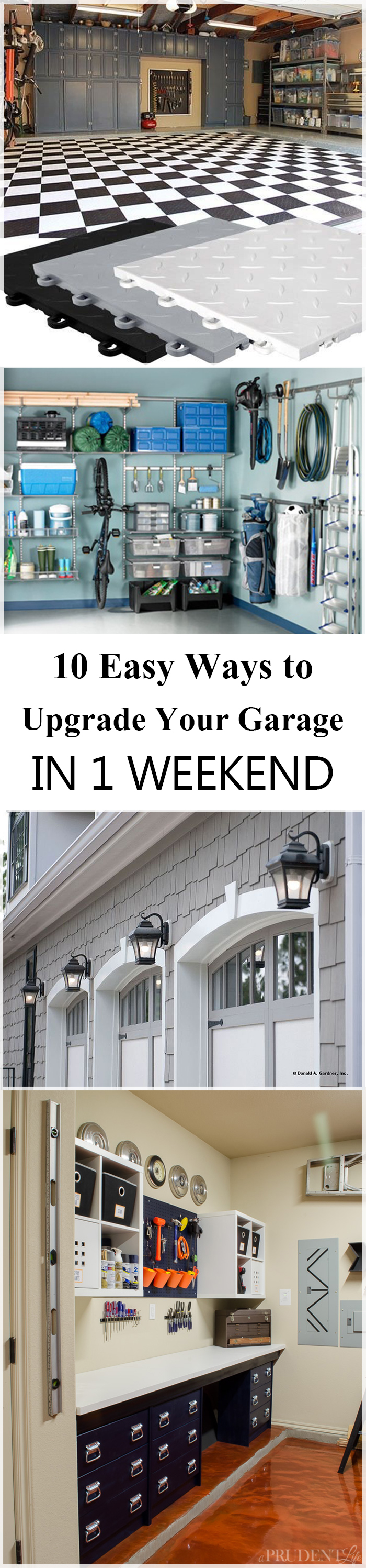 10 Easy Ways to Upgrade Your Garage in 1 Weekend (1)