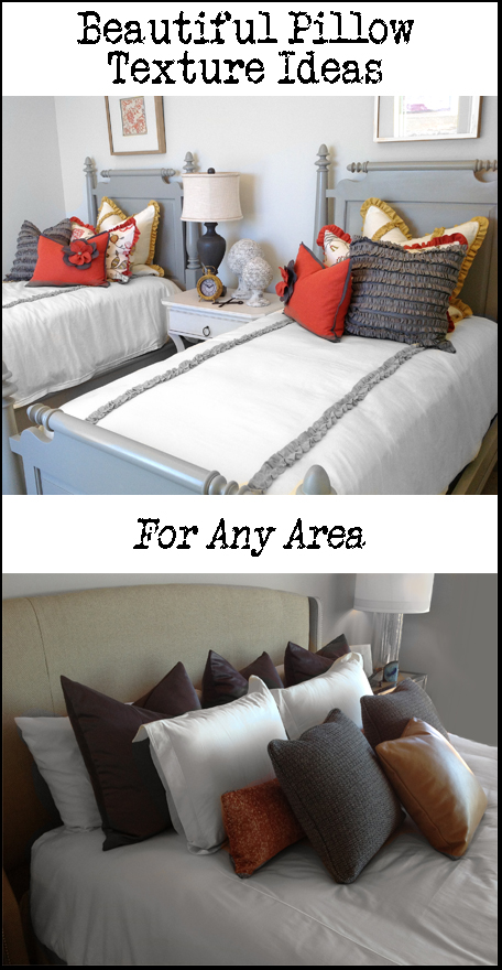 Beautiful Pillow Texture Ideas