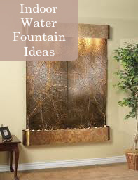 Indoor Water Feature Ideas | | Fabulous Home Ideas