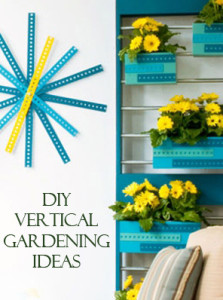 DIY Vertical Gardening Ideas (1)