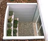 window wells terraced