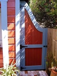 Gate cool design