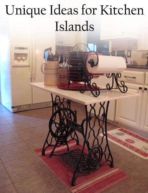 Unique Kitchen Island Ideas Custom Of Unique Ideas for Kitchen Islands Photos