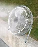 misting fan 2