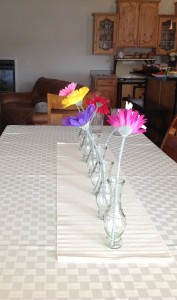 table runner my kitchen 2