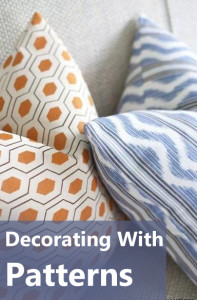 Decorating with Patterns (1)