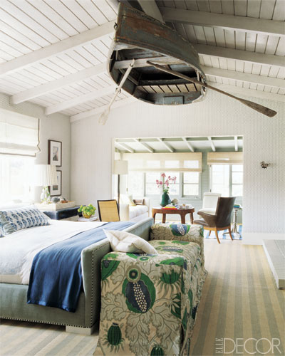 Unique Ceiling Treatments