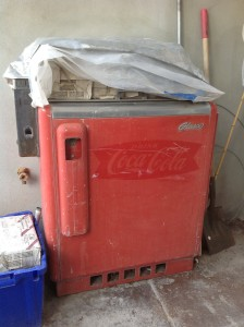 DIY Vintage Coke Machine