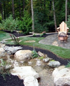 Backyard Creek Ideas