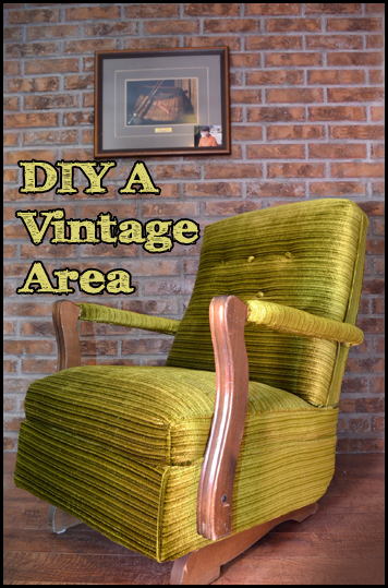 DIY Vintage Areas