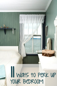 11 Ways to Perk up Your Bedroom